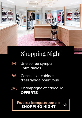 Privatiser le le magasin pour une Shopping Night